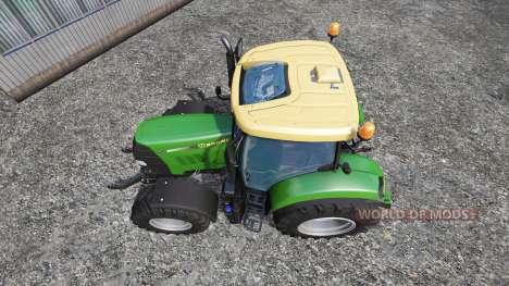 Krone Big T1600 para Farming Simulator 2015