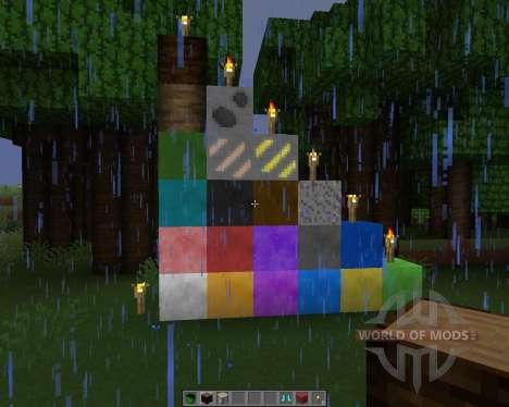 SleepyPack [16x][1.7.2] para Minecraft