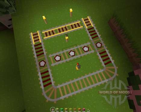 Simplemente Hermoso [128х][1.8.1] para Minecraft
