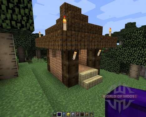 Derpa Vision [16x][1.8.1] para Minecraft