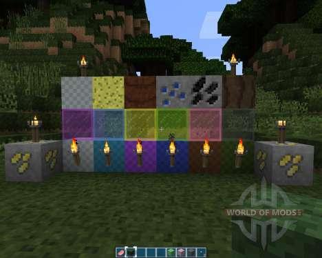 Obsincraft [16х][1.8.1] para Minecraft
