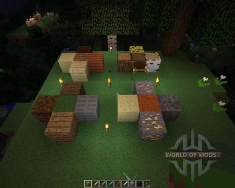 Basic Craft [16x][1.7.2] para Minecraft