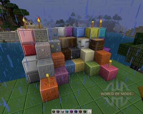 Simplex [64x][1.7.2] para Minecraft