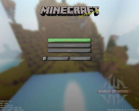 Mauzi Realistic [64x][1.7.2] para Minecraft