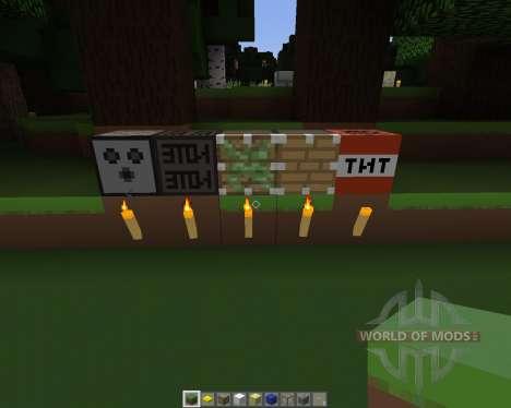 Simplistic [32x][1.7.2] para Minecraft