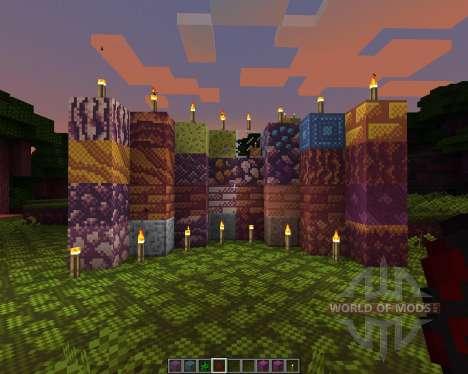 MONSTRUL [16х][1.8.1] para Minecraft