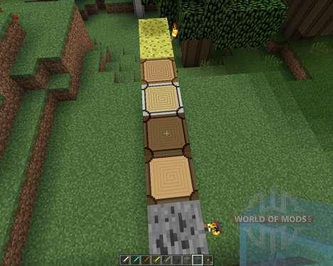 El Bigote Pack [64х][1.8.1] para Minecraft