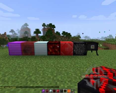 Falling Meteors [1.7.2] para Minecraft