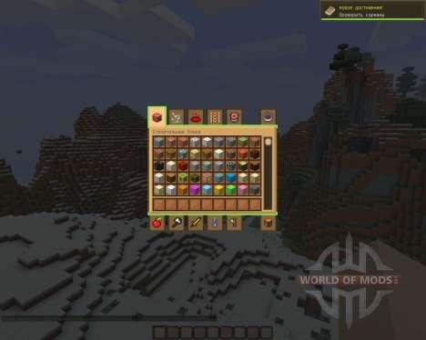 Sunny Craft [16x][1.8.1] para Minecraft