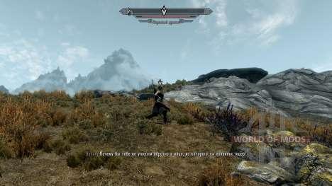 Vilja en Skyrim [4.01] para Skyrim quinta pantalla