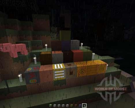 MechaniCraft [16x][1.8.1] para Minecraft