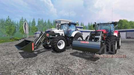 Case IH Puma CVX 160 v1.4 para Farming Simulator 2015