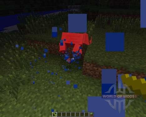 Water Gun [1.6.2] para Minecraft