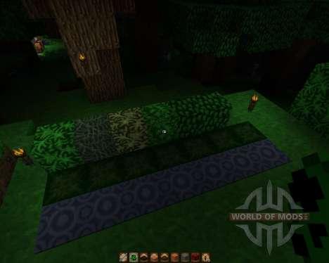 Moray Summer [64x][1.7.2] para Minecraft