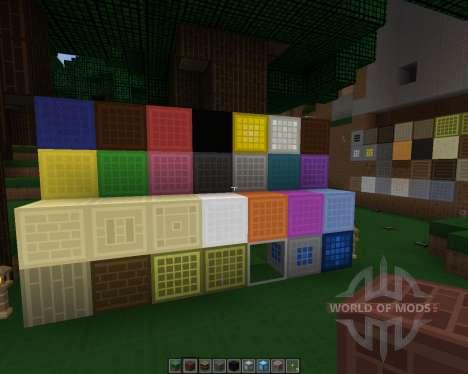Halbzwilling [32x][1.8.1] para Minecraft