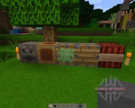 Avalon [16x][1.8.1] para Minecraft