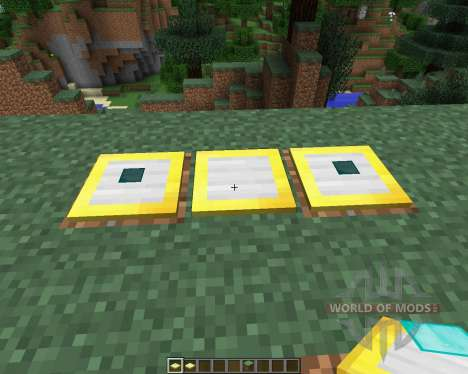 Iron Pressure Plate [1.7.2] para Minecraft