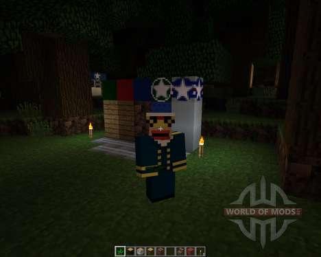NavyCraft [32x][1.7.2] para Minecraft