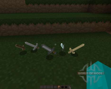 RedBird Fields of Gold [16x][1.8.1] para Minecraft