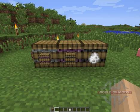 Barrels [1.6.2] para Minecraft
