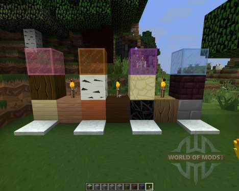 ZaclePack [128x][1.8.1] para Minecraft