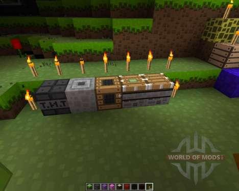 Vox [16x][1.7.2] para Minecraft