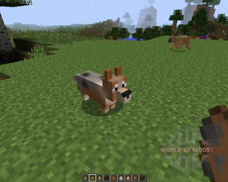 Copious Dogs by wolfpup [1.7.2] para Minecraft