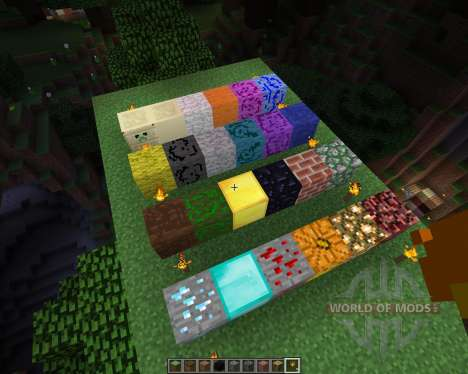 The Carsination Pack [16x][1.7.2] para Minecraft