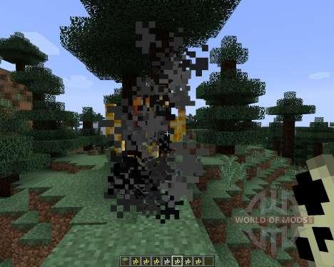 Kwasti Bust Monsters [1.7.2] para Minecraft