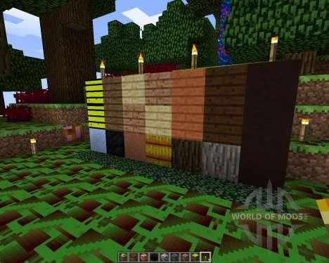 Trippin Texture Pack [16x][1.7.2] para Minecraft