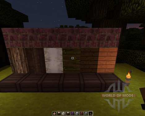 Candles & Clockwork [32x][1.7.2] para Minecraft