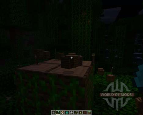 TreeCapitator [1.6.2] para Minecraft