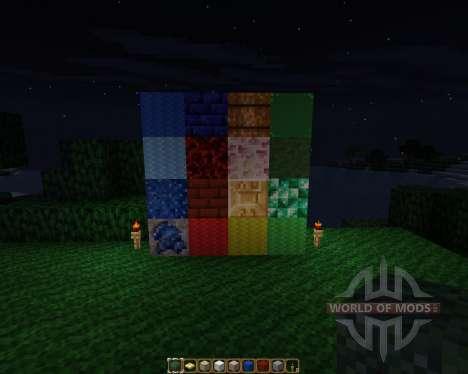 Alvorias Sanity [16x][1.7.2] para Minecraft