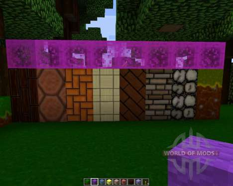 ChibiKage89s Texture Pack [32x][1.7.2] para Minecraft