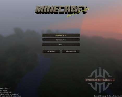 GF Craft [16x][1.7.2] para Minecraft