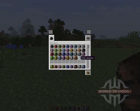 Backpacks [1.7.2] para Minecraft