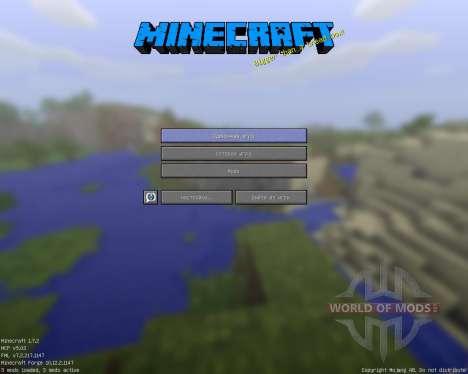 NetbookCraft [16x][1.7.2] para Minecraft