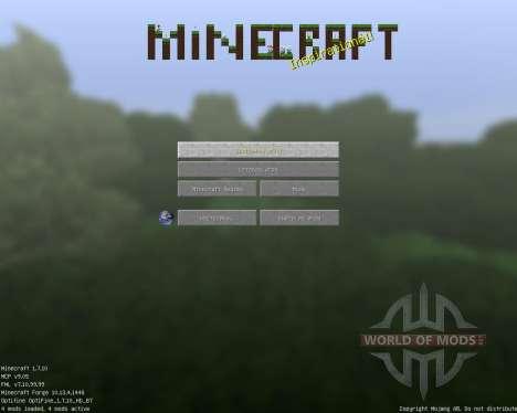 Full of Life [128x][1.7.10] para Minecraft