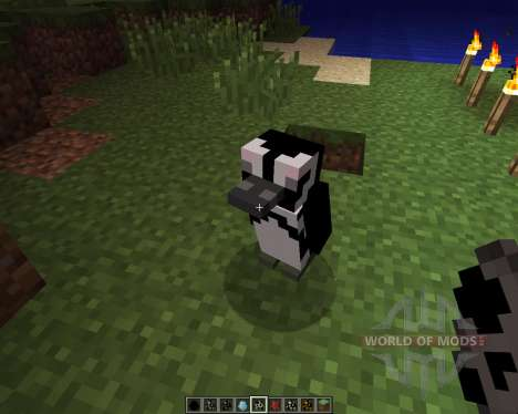 Rancraft Penguins [1.6.2] para Minecraft