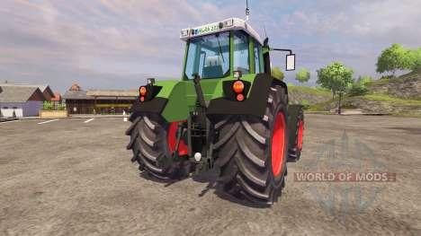 Fendt 718 Vario para Farming Simulator 2015
