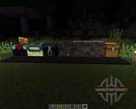 Hacer,Nal de Artesanía [512х][1.8.1] para Minecraft