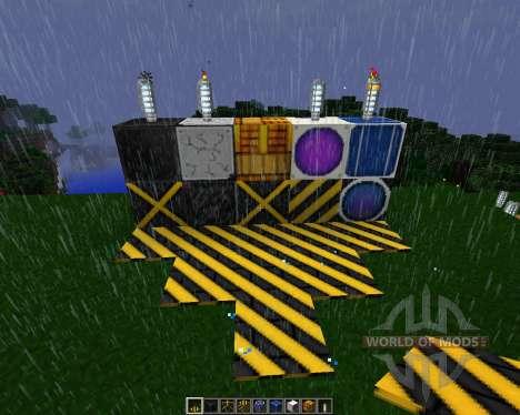 Arte moderno [64х][1.8.1] para Minecraft