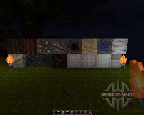 The Asphyxios [32x][1.7.2] para Minecraft