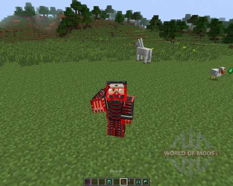 Paintball [1.7.2] para Minecraft
