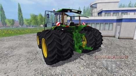John Deere 8530 v4.0 para Farming Simulator 2015