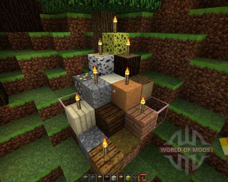 Initium [Discontinued] [16x][1.7.2] para Minecraft