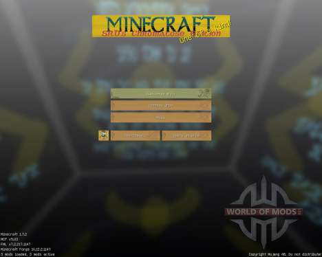 Chromatose [64x][1.7.2] para Minecraft