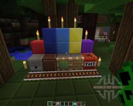 BoxCraft [16x][1.7.2] para Minecraft