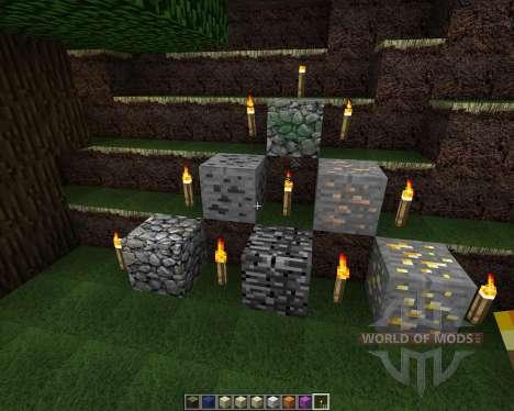 Abstaria [Realism] [128x][1.7.2] para Minecraft
