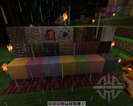 Realm of Idnia [64x][1.7.2] para Minecraft